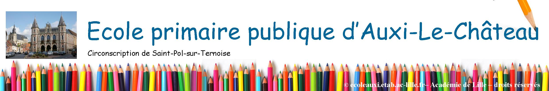 Ecole primaire publique d'Auxi-Le-Château